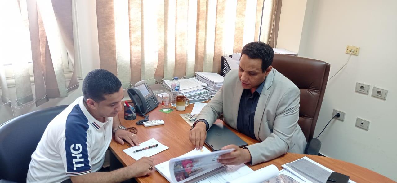 مدير وحدة حياة كريمة يشرح لمحرر اليوم السابع مشروعات المرحلة الأولى