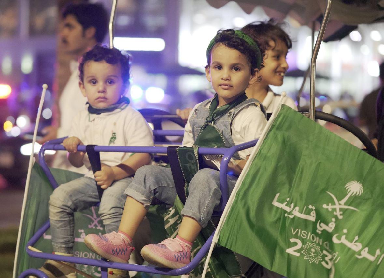 أطفال السعودية