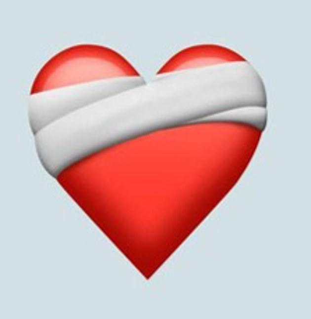 قلب مكسور يتعافى