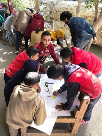 قرية باب العبيد بغرب الإسكندرية (7)