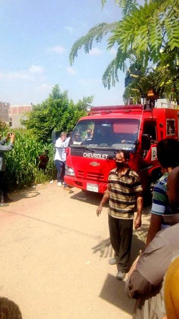 تشييع جنازة أمين الشرطة عبد المجيد حربى (2)