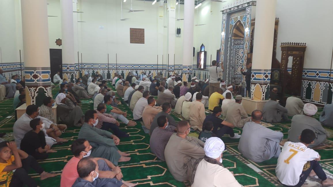 المساجد الجديدة