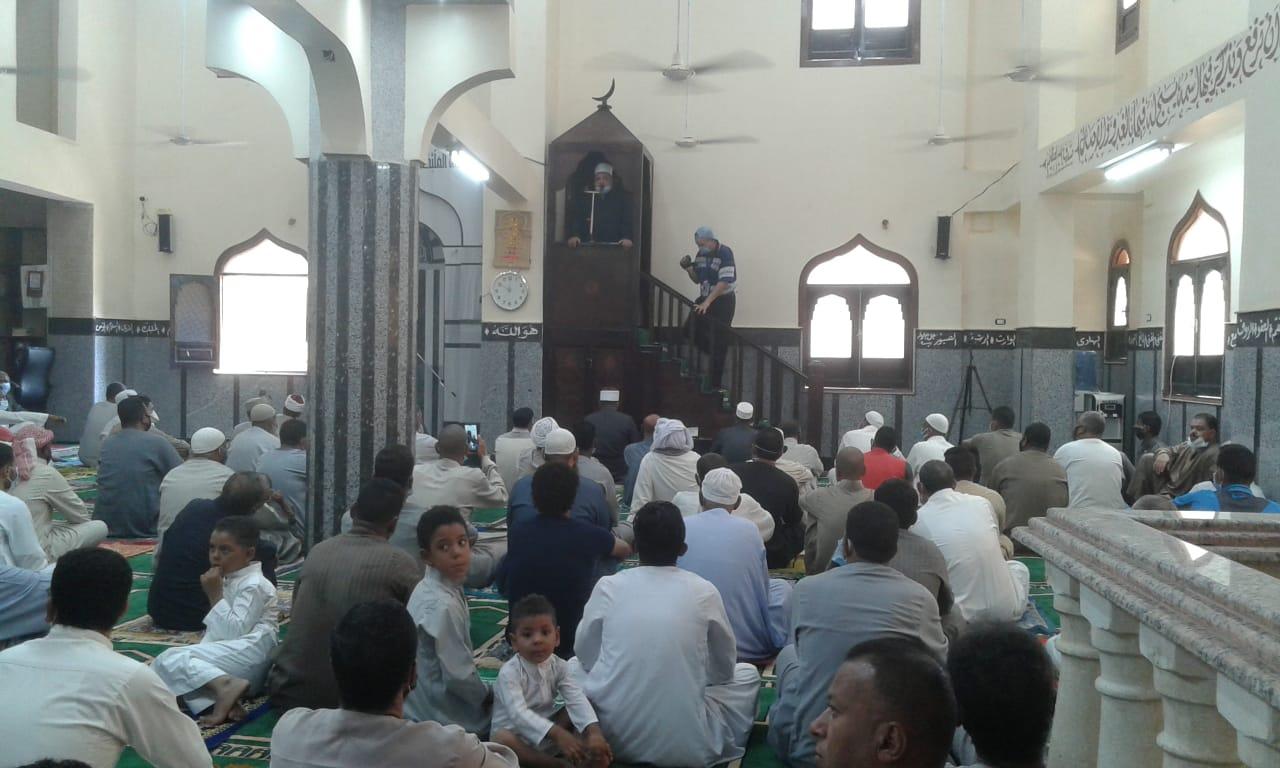 افتتاح 3 مساجد جديدة بمحافظة أسوان (4)