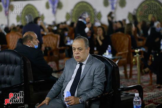 عزاء محمد فريد خميس (1)
