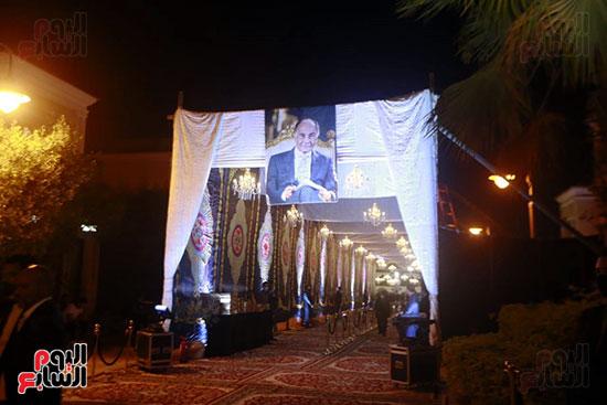 عزاء محمد فريد خميس  (10)