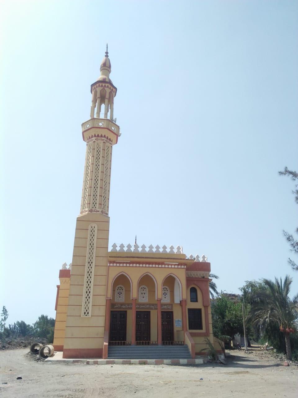 المساجد الجديدة (62)