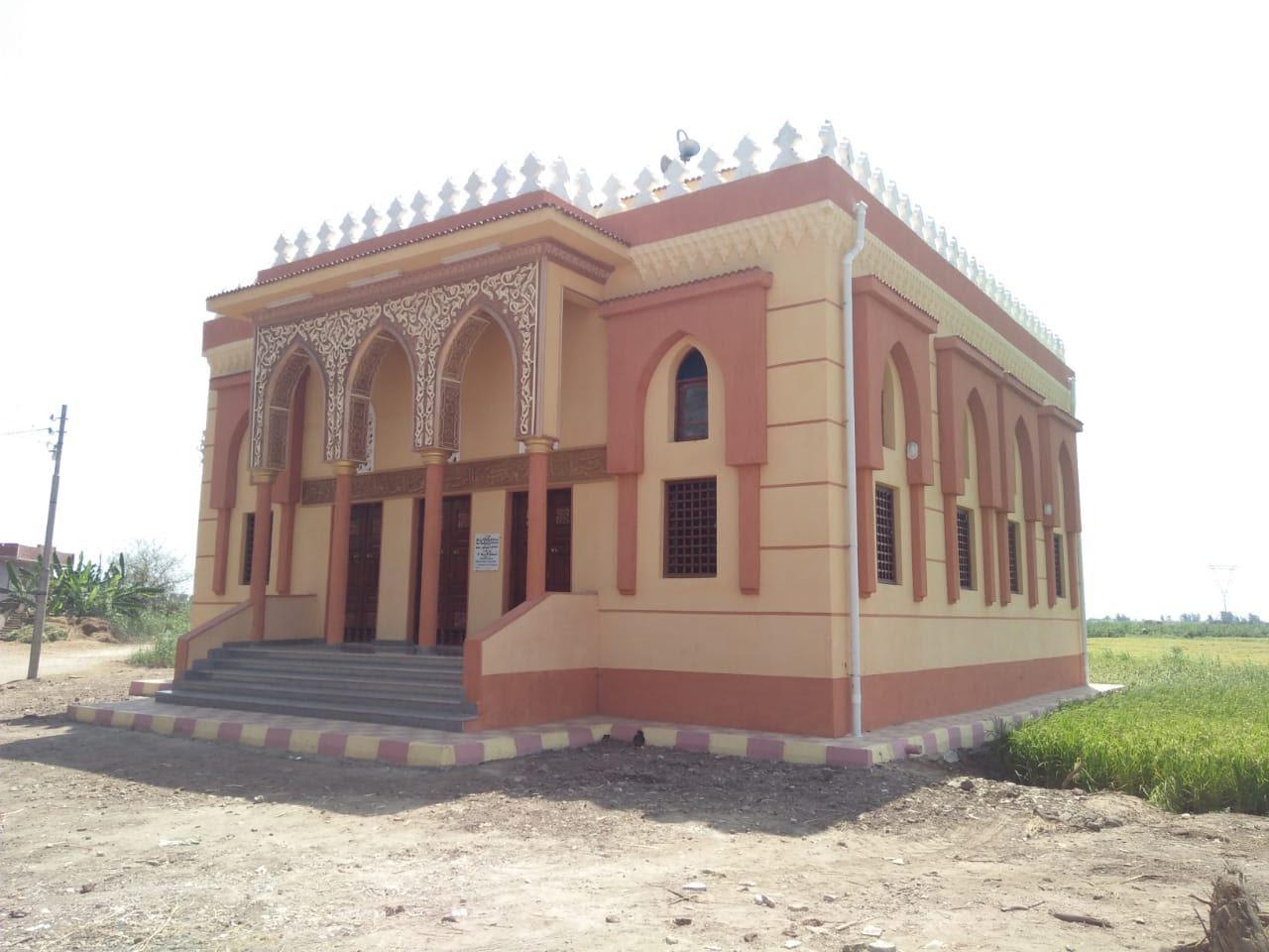 المساجد الجديدة (60)