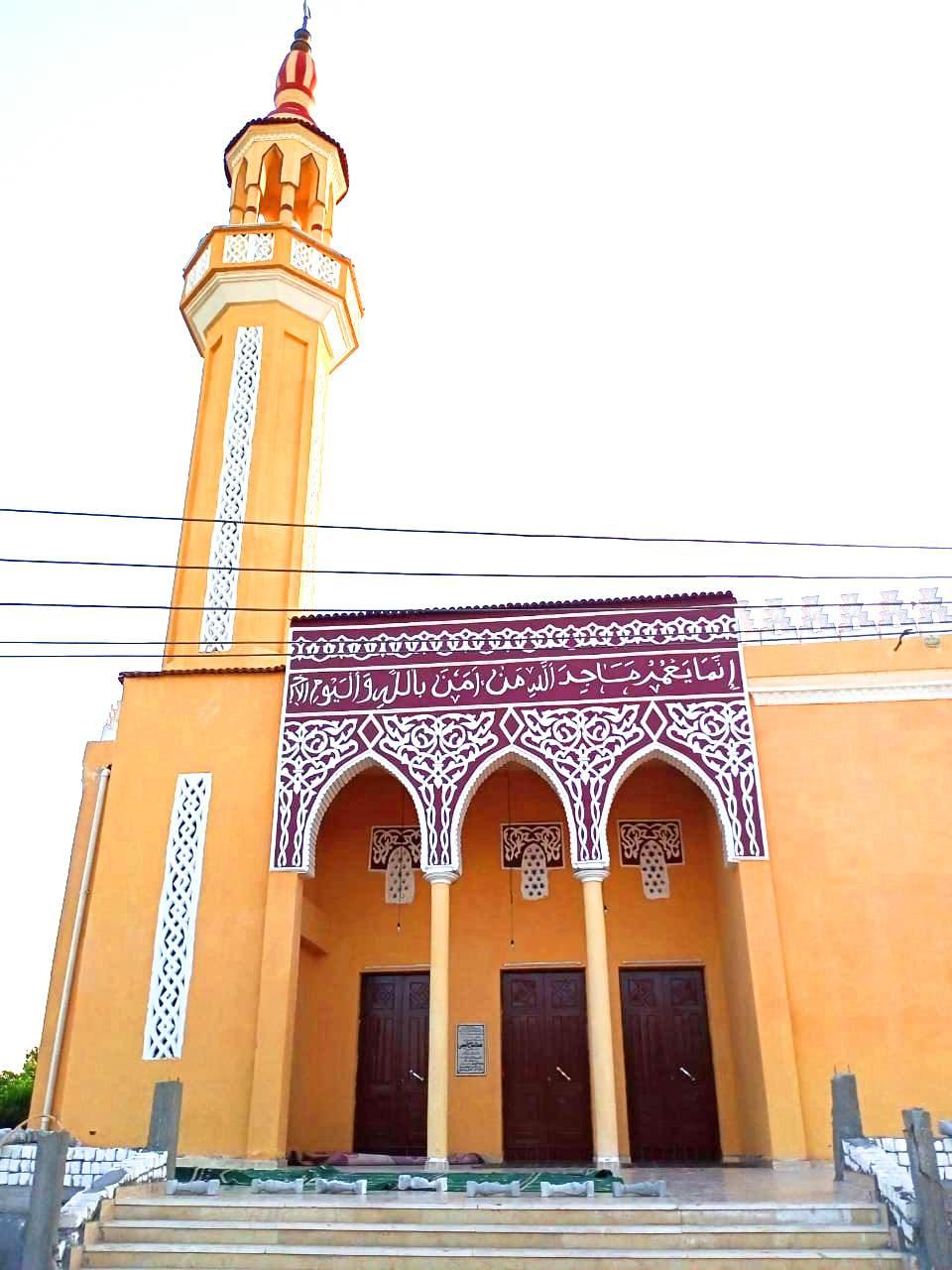 المساجد الجديدة (36)