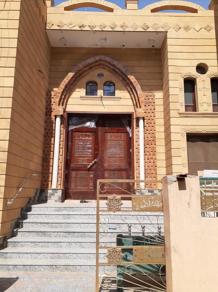 المساجد الجديدة (41)