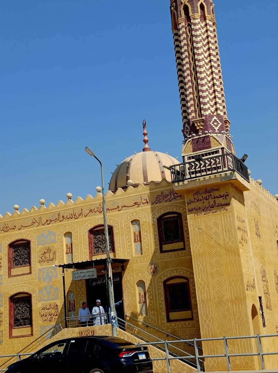 المساجد الجديدة (37)