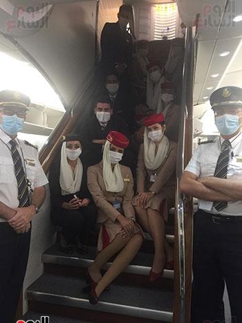 اليوم السابع على متن أكبر طائرة ركاب فى العالم (4)