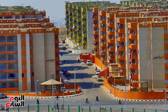 مدينة جديدة لسكان المناطق العشوائية