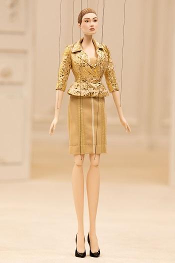 عرض أزياء  Moschino