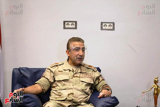 معمل الترميم بالمتحف المصرى الكبير يتسلم شهادة الأيزو للصحة والسلامة (3)