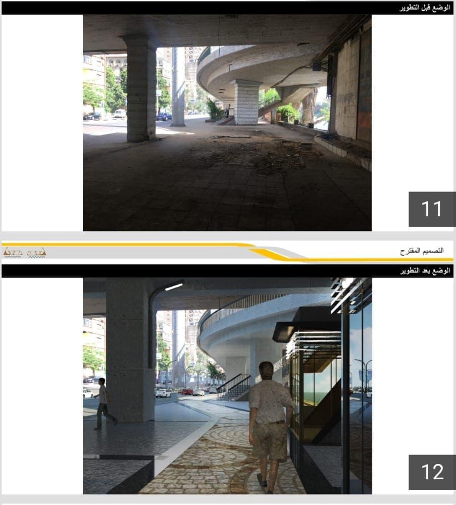 شارع النيل بالجيزة ومخطط التطوير (2)