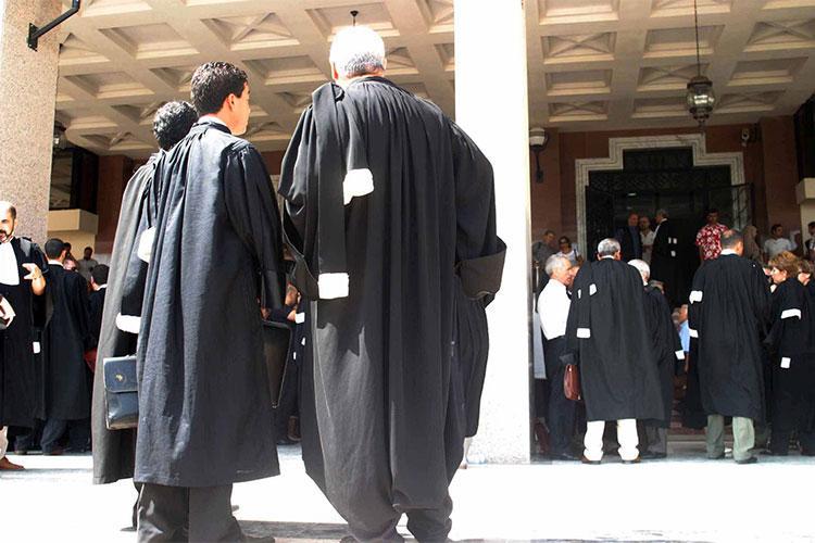 احتجاج-المحامين