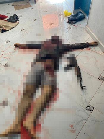 مقتل عنصرين إرهابيين شديدى الخطورة في اشتباك مع الشرطة بالقليوبية (2)