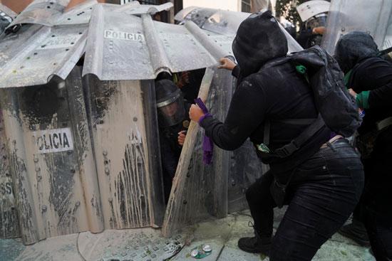 العنف يهيمن على المشهد فى المكسيك