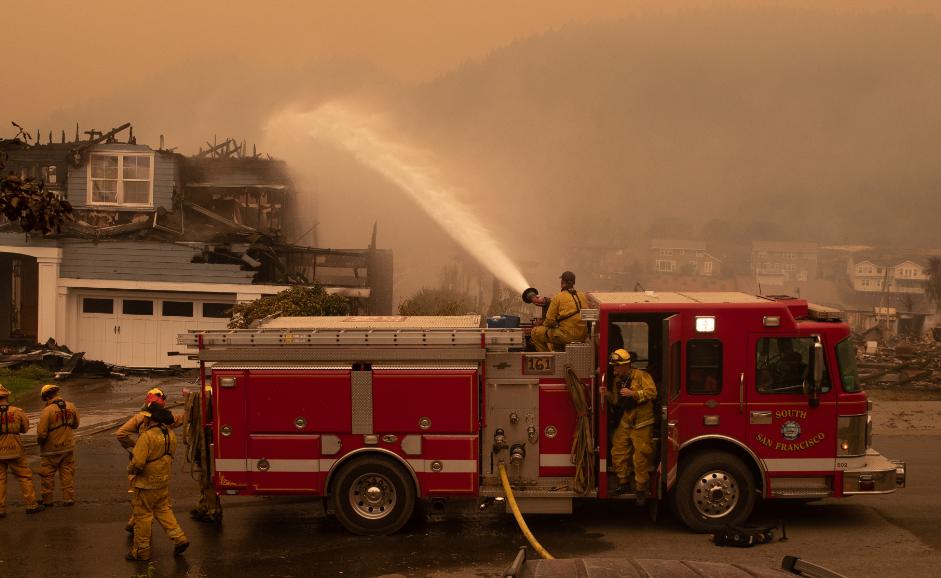 عمليات الإطفاء
