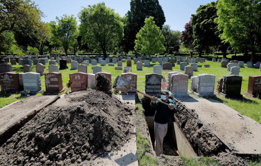 مقابر جمعية