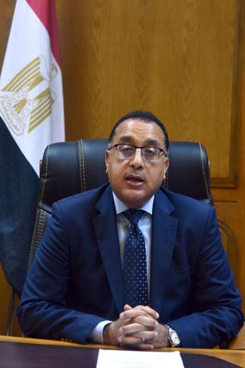 الدكتور مصطفى مدبولى رئيس الوزراء (2)