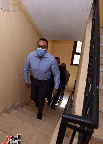 مصطفى مدبولى - الاسكان الاجتماعى (1)