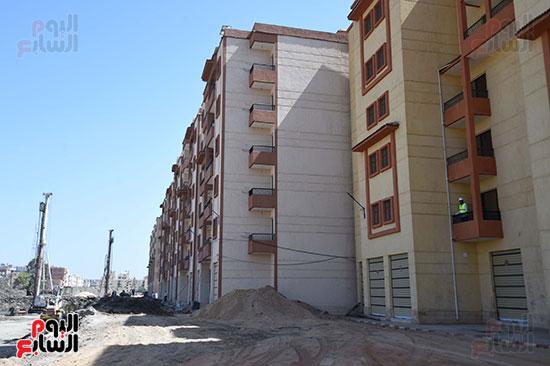 مصطفى مدبولى - الاسكان الاجتماعى (10)