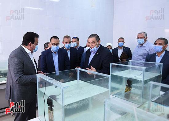 جولة رئيس الوزراء مصطفى مدبولى (4)