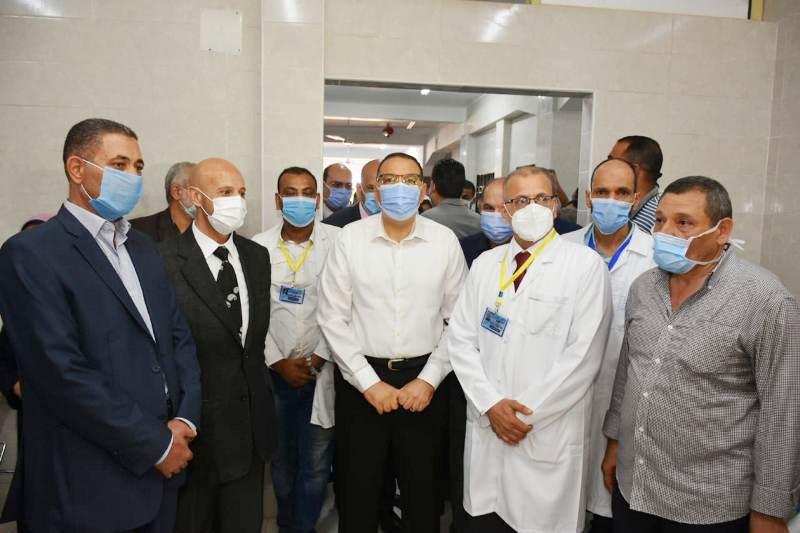 3مستشفى ههيا اافتتاح
