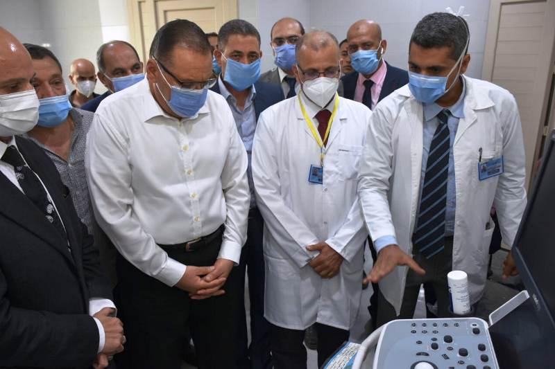 15مستشفى ههيا اافتتاح