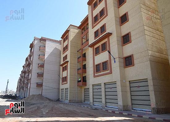 مصطفى مدبولى - الاسكان الاجتماعى (9)