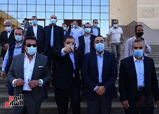 جولة رئيس الوزراء مصطفى مدبولى (1)