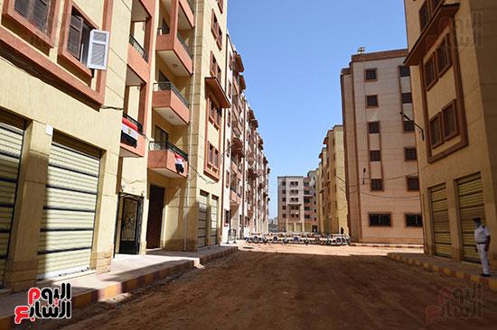 مصطفى مدبولى - الاسكان الاجتماعى (13)