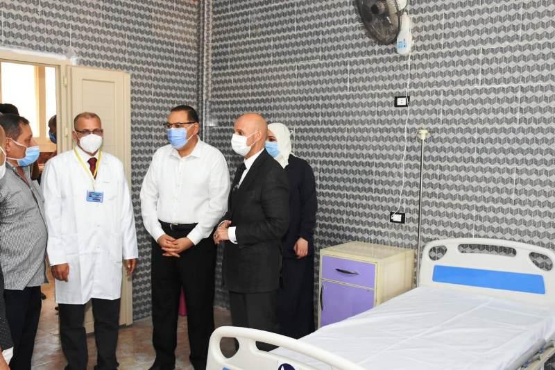 12مستشفى ههيا اافتتاح