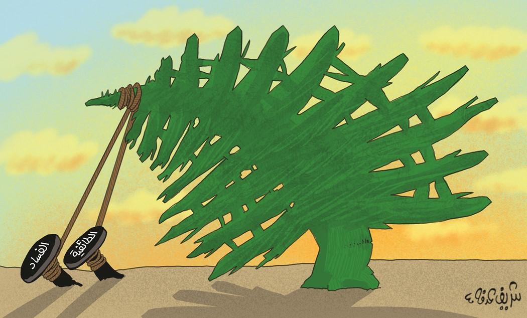 كاريكاتير صحيفة الاتحاد الاماراتية