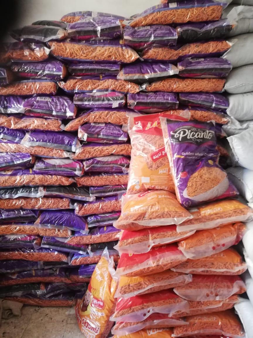 مواد غذائية مجهولة المصدر فى الغربية (4)