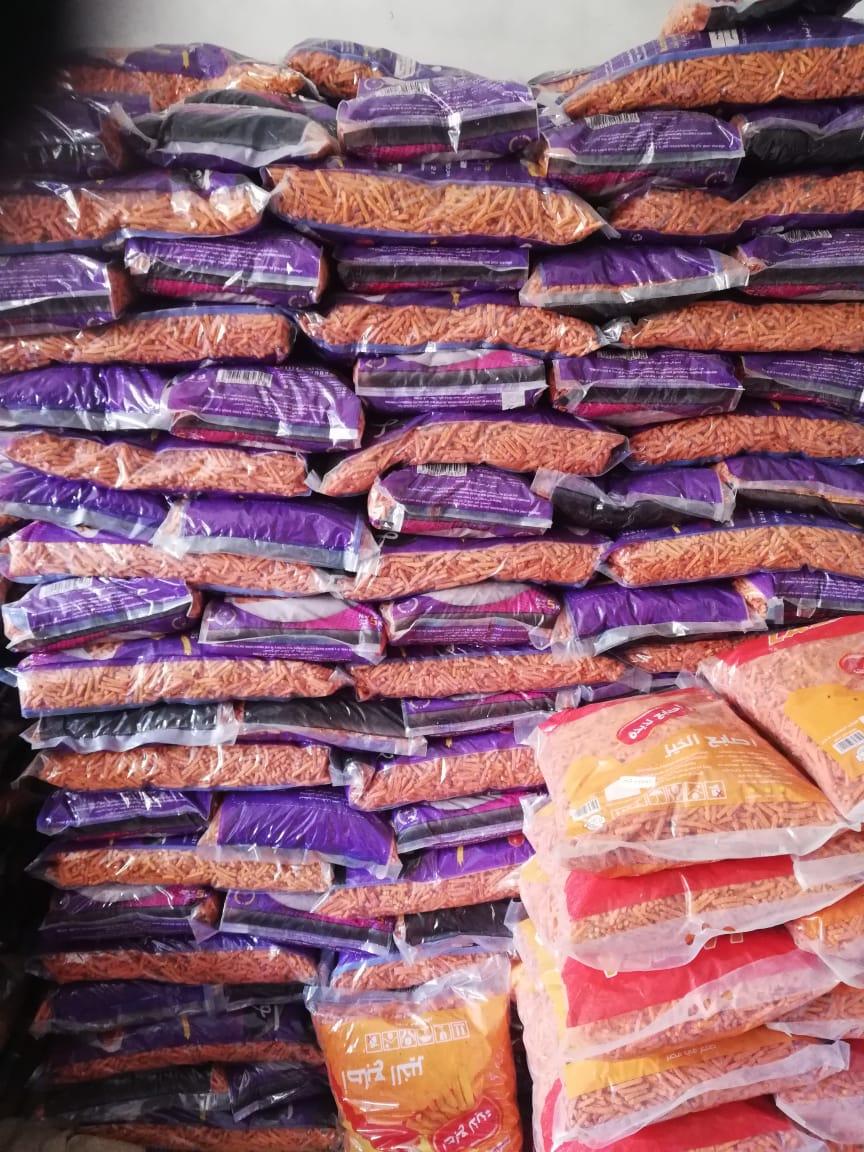 مواد غذائية مجهولة المصدر فى الغربية (2)