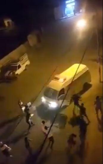 الاعتداء على رجال الأمن في الأردن