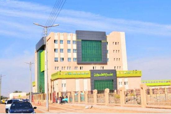 مستشفى إسنا بالأقصر (1)