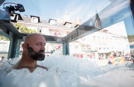 صندوق الثلج