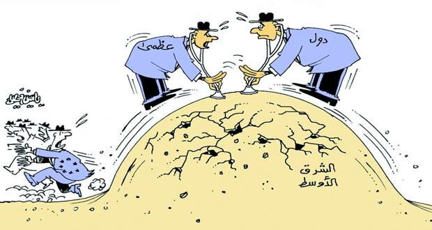 كاريكاتير صحيفة الوطن العمانية
