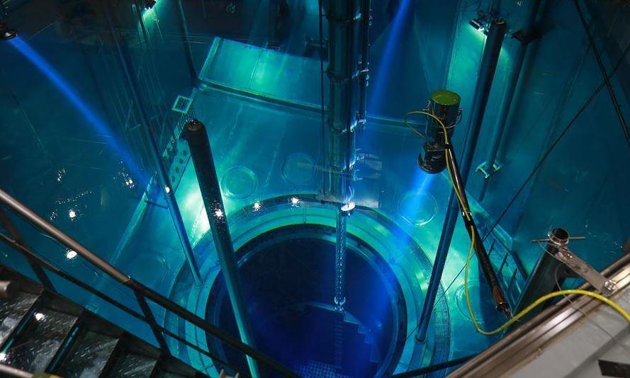 المفاعل