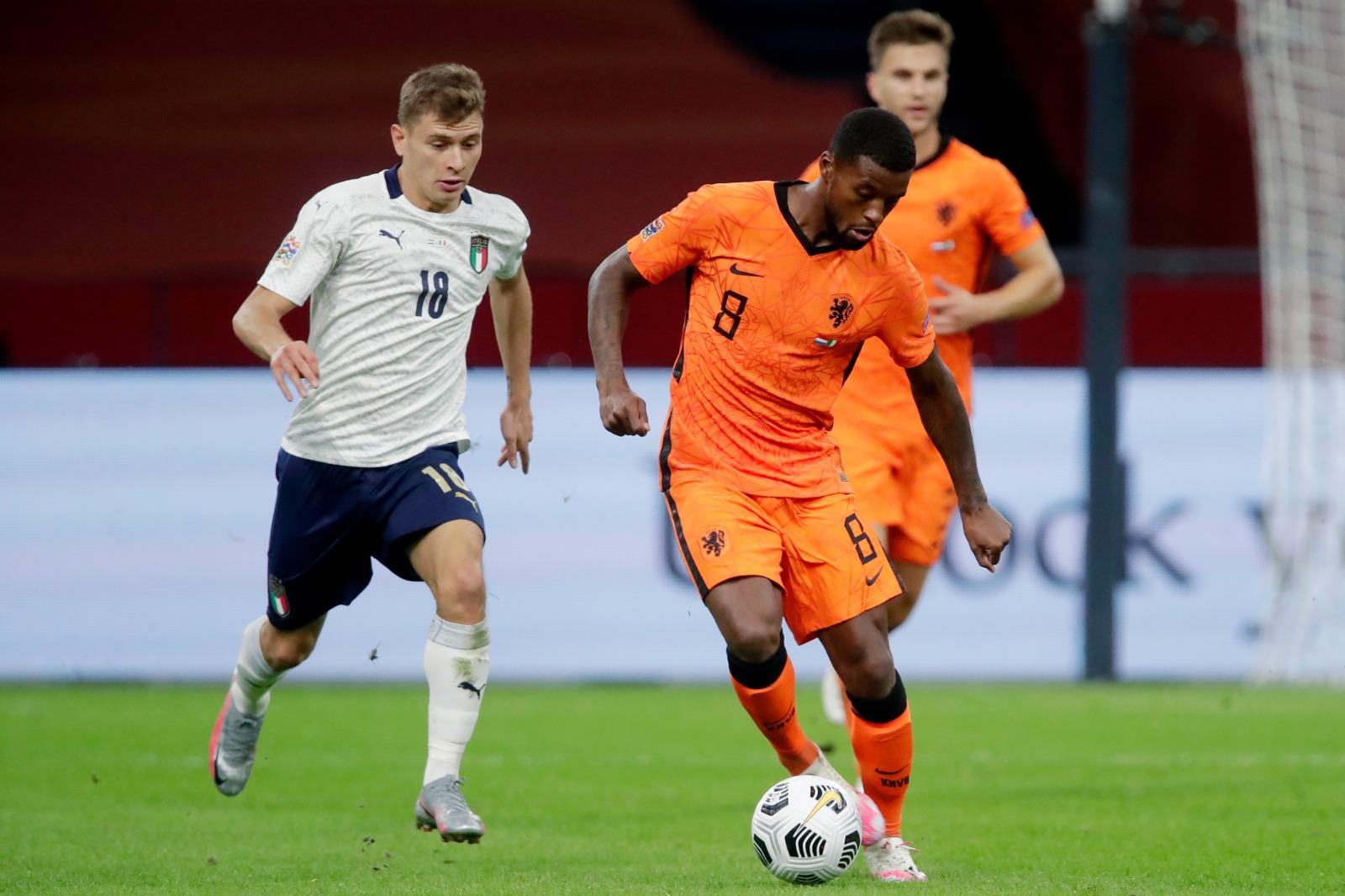 فاينالدوم لاعب هولندا