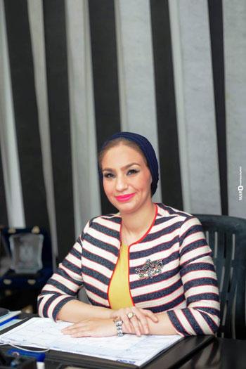 والدكتورة ياسمين الكاشف
