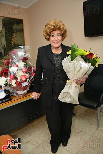 47041-صور-وزير-الثقافة-يكرم-الفنانة-عايدة-كامل-(11)