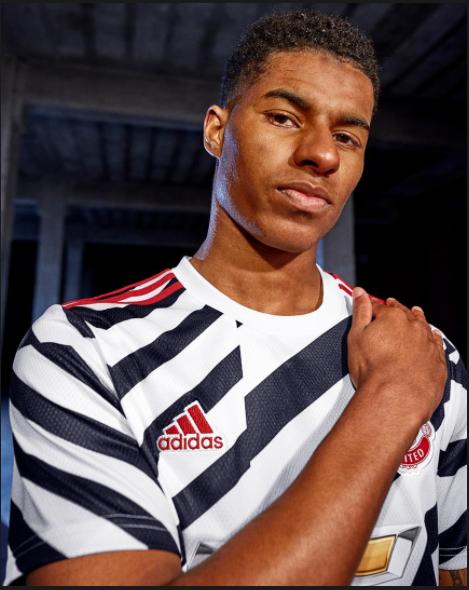 راشفورد بقميص مانشستر يونايتد