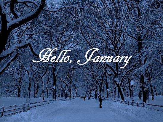 يناير