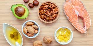 Natural unsaturated fats