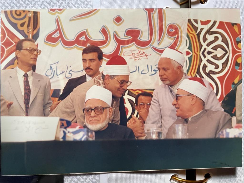 افتتاح المعاهد الدينية الأزهرية بالدقهلية مع شيخ الأزهر الشيخ جادالحق