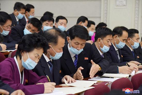 المؤتمر انطلق منذ أيام بحضور الزعيم كيم جونج أون